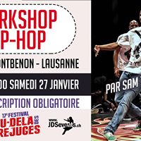 Workshop Hip-Hop - Sam Yudat