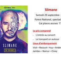 Concert Slimane