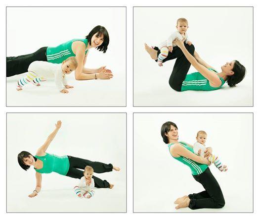 Rckbildung Mit Baby