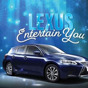 Lexus Entertain You