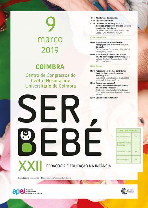 XXII Ser Beb (Coimbra)
