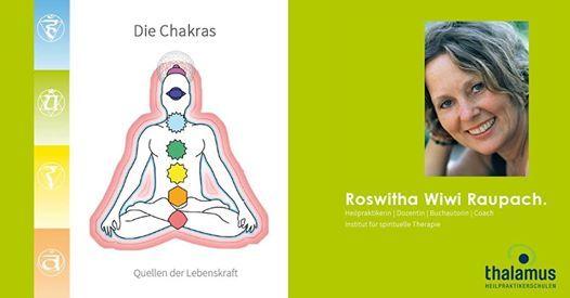 Die Chakra Ausbildung  eine Ausbildung