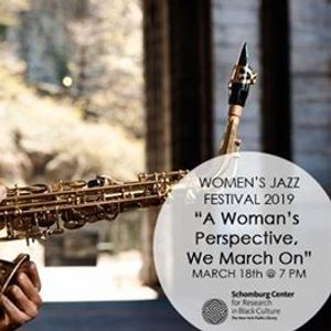 2019 Womens Jazz Festival WEEK 3 Lakecia Benjamin