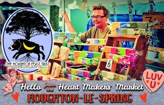 Houghton Makers Market July 2019