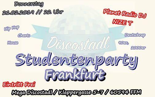 Studentenparty Frankfurt