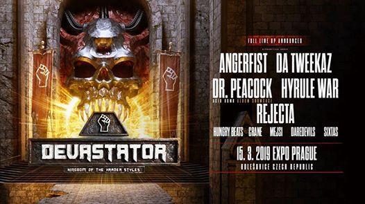 Devastator Hall - Expo Prague