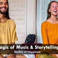 Magic of Music and Storytelling  Rhythm of Happiness