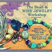 Bead &amp Wire Jewelry Workshop by Camp Beads