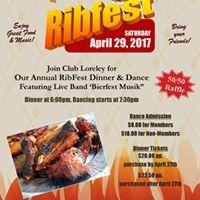 RibFest Dinner and Dance