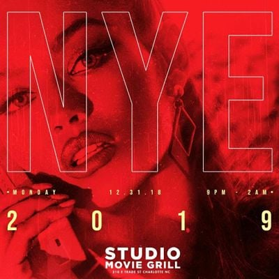 New Years Eve Charlotte Nc 2018