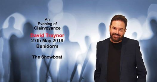 Clairvoyance Evening in Benidorm Costa Blanca with David Traynor