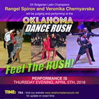 Oklahoma Dance Rush Special Performance and Dance