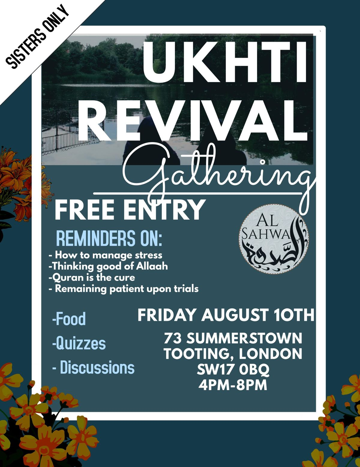 FIRST UKHTI REVIVAL GATHERING