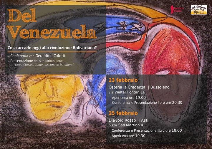 La Credenza Bussoleno : Del venezuela cosa accade oggi alla rivoluzione bolivariana at