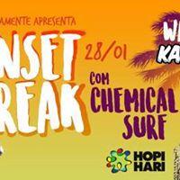 Excurso Piracicaba Sunset Break - Esquenta Kaballah Hopi Hari