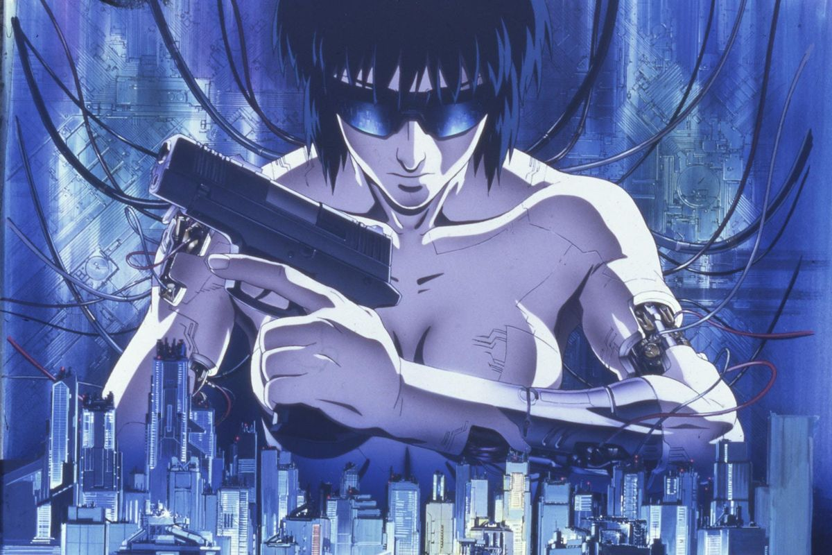 Ghost in the Shell (1995 Animated Dubbed)