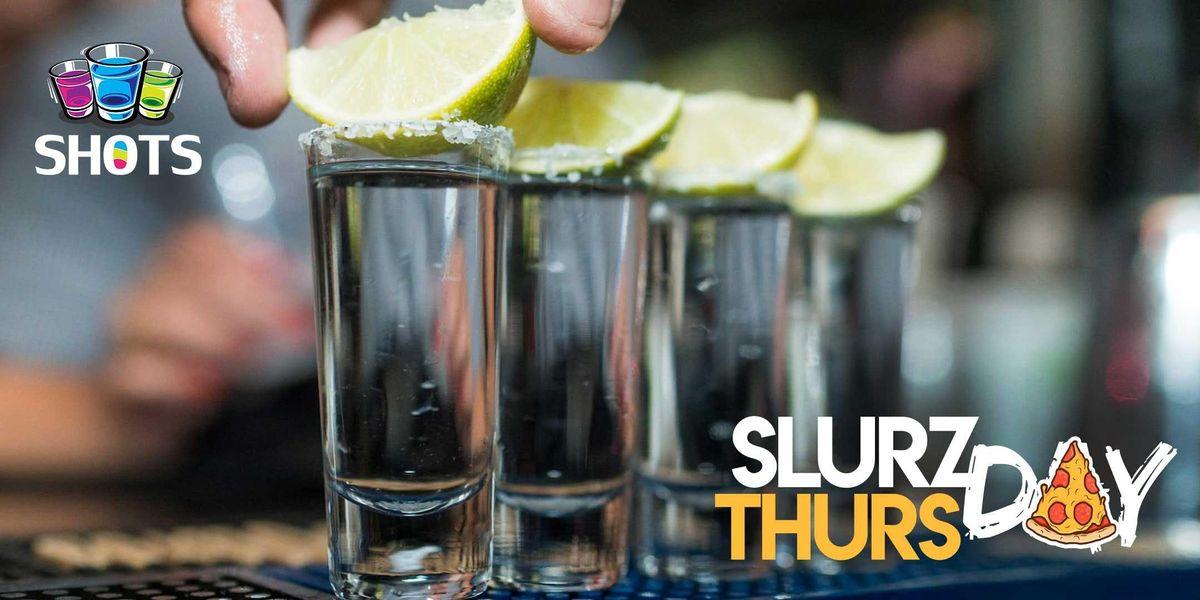Slursday Thursday  SHOTS Wynwood