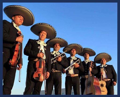 Mariachi Emperadores de Mexico at Goodnight Charlies