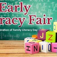 Early Literacy Fair