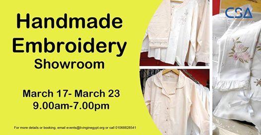 Showroom Handmade Embroidery