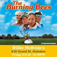 The Burning Bees at Willie McBrides
