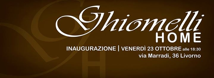 Festa Dinaugurazione Ghiomelli Home Nel Cuore Di Livorno Uno Spazio