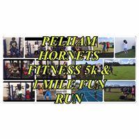 Pelham Hornets  Fitness 5k &amp 1 Mile Run
