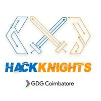 HackKnights By GDG Coimbatore
