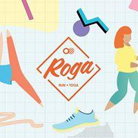Run  Yoga  ROGA with Cristi Christensen