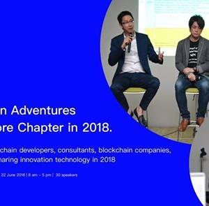 Adventures Singapore Chapter 2018
