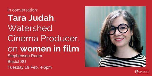 Women In Film Talk with Tara Judah