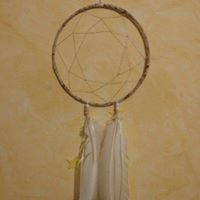Mom and Me Dreamcatcher workshop