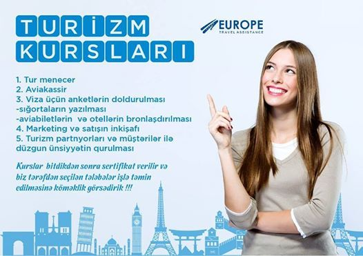 Europe Travel Turizm Kurslari