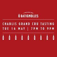 Chablis Wine Tasting