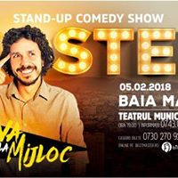 Stand up show CostelBaia Mare