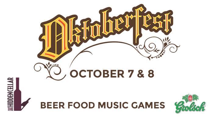 Oktoberfest at The Hidden Cellar