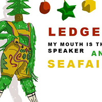 LEDGES Holiday Homecoming Show w My Mouth Is The SpeakerSeafairThe Stray