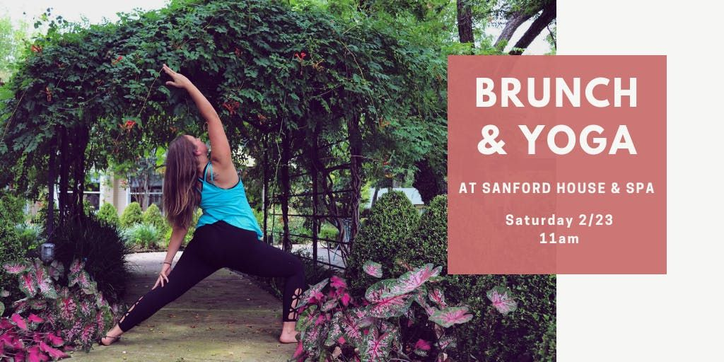 Brunch  Yoga