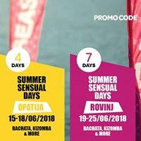Croatia Rovinj SSD &amp CSSF Salsa Festival - Promo Breez2018