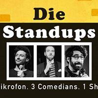 Die Standups- Authentische Stand-up Comedy aus Berlin Weimar