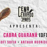 Cena Cerrado Apresenta Cabra Guaran (DF) VinilCulturaBar