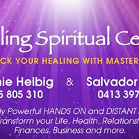 Healing Spiritual Centre at Ballarat PLUS REIKI Course