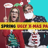 Kollektivet &amp Spring Inspiration - Ugly Christmas party