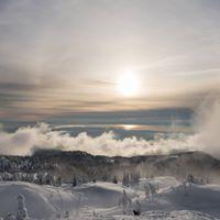 Snowshoeing Mt. Seymour Second Peak Moderate