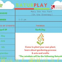 SaturPLAY I (2017)  Earth Day