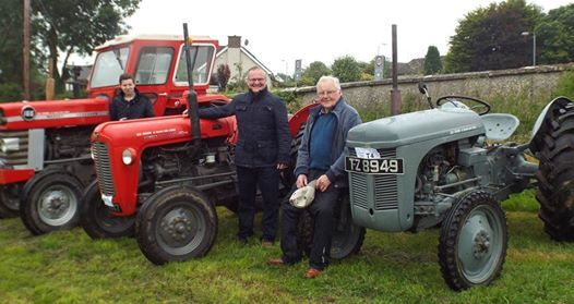 Drumbo Vintage Rally Thursday 18 July 2019