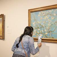 Workshop Visible Thinking in het Van Gogh Museum