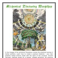 Alchemical Herbal Tincturing