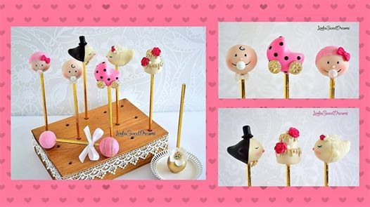 -  Cake Pops  &  - SOLD OUT