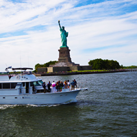 Statue of Liberty 90 MInute Cruise Weekday - Kids ride free